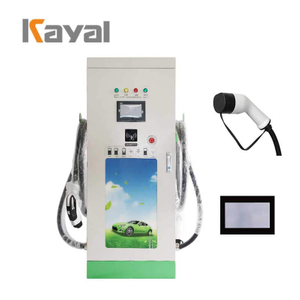 EV Charging Station - Double Plug DC 120KW
