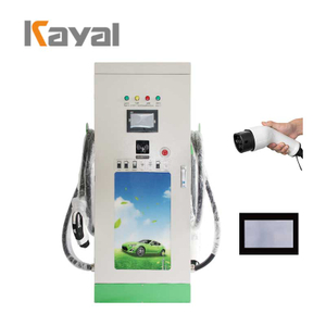 EV Charging Station - Double Plug DC 60KW